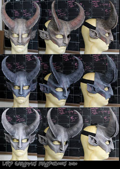 ***Gargoyle Masks FOR SALE!***