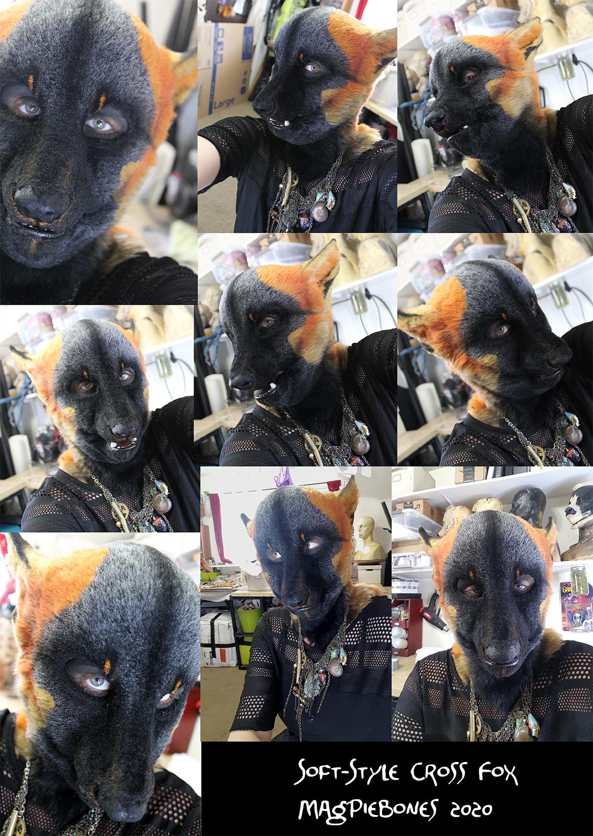 Soft Style Cross Fox