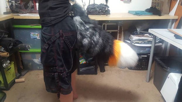 NEW tail type! (Movement Demos!!)