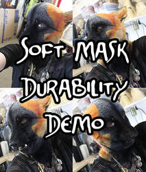 Soft Mask Durability Demo!