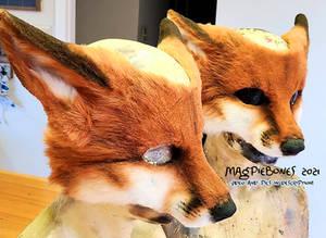 Fox LARP Masks