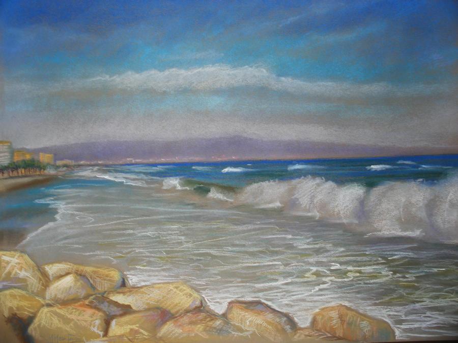 breaking waves by josedelsol - photo #7
