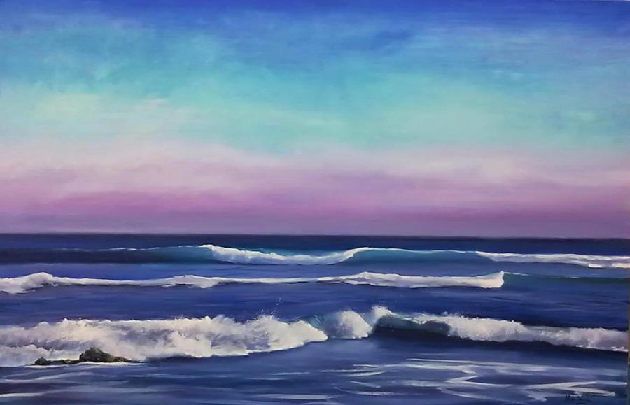 breaking waves by josedelsol -#main