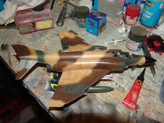 IRIAF F-4D WIP II by NightRaven1