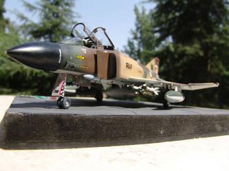 F-4D IRIAF II by NightRaven1