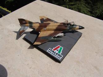 F-4D IRIAF III by NightRaven1