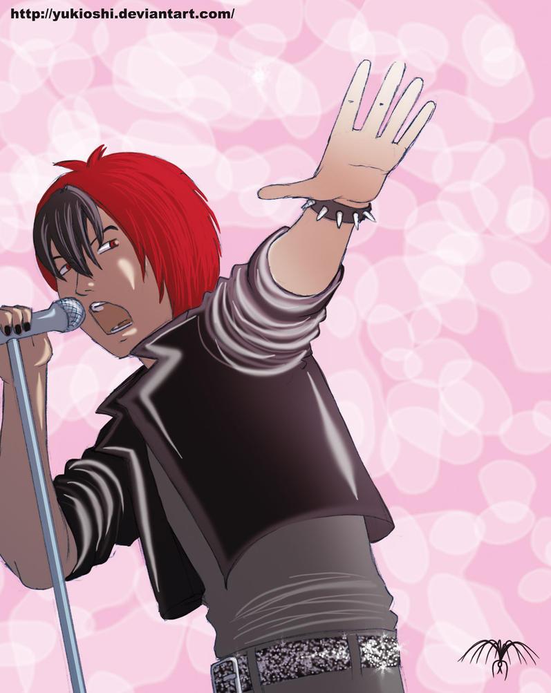 Let's ROCK by YukiOshi