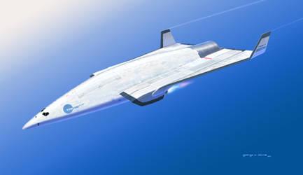 Neptune Cruiser by beltminer