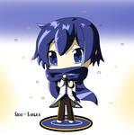 Kaito Chibi -Vocaloid