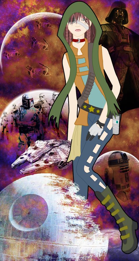 Star Wars FINISHED by Chanjar1
