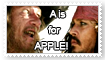A is for Apple by Chanjar1
