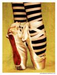 Old Ballet Shoes 4