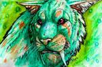 Primal Emeraldleon