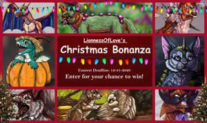 Christmas Bonanza Contest