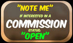 Note Me: Commissions OPEN by LionnessOfLove