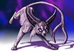 #196: The Violet Sun Dancer by LionnessOfLove