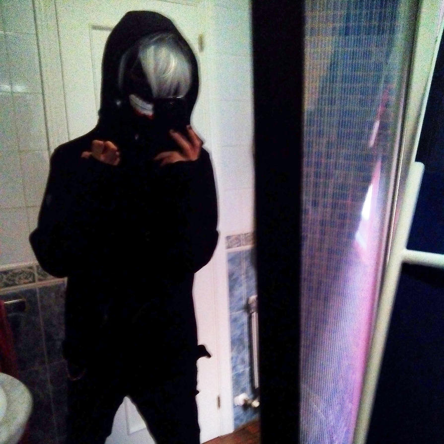 Kaneki Ken Tokyo Ghoul Cosplay (14) by TheDrailusX