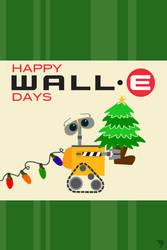 Happy WALL-E Days