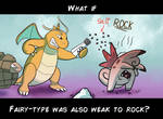 What if the Fairy type was weak to Rock? by Missplayer30