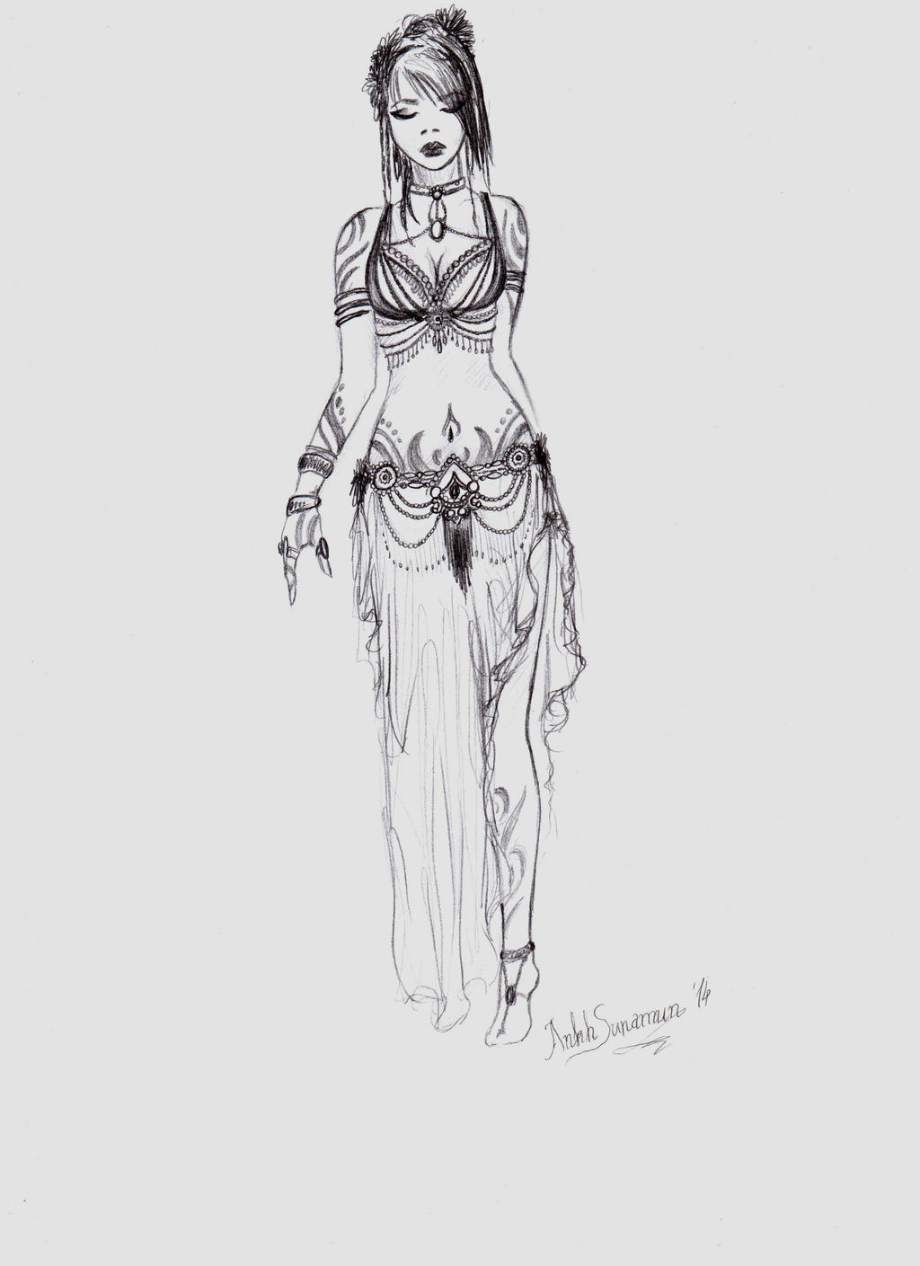 project belly dance