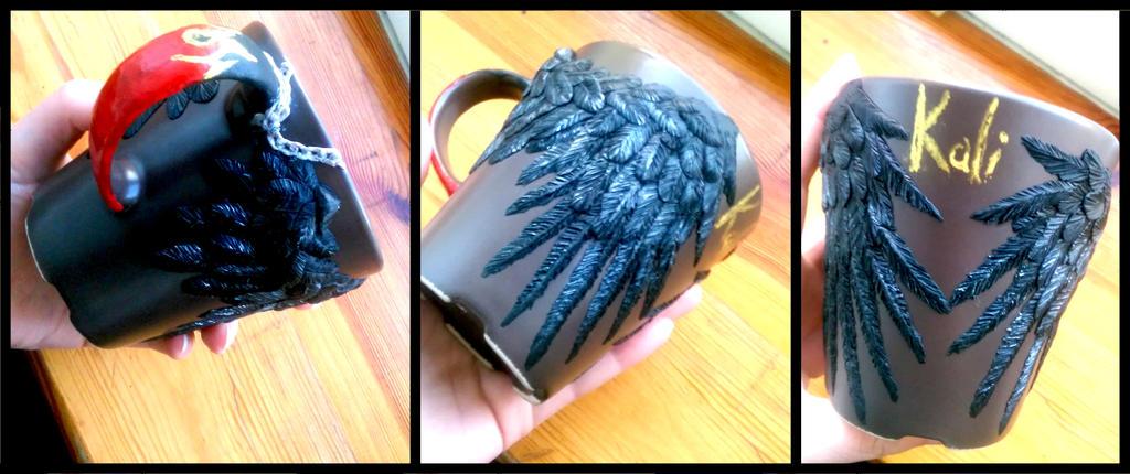 Cup- devil jin by Ankh666sunamun