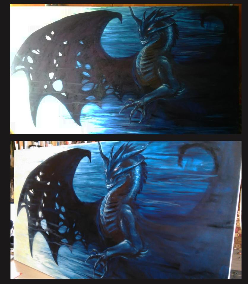 Dragon by Ankh666sunamun