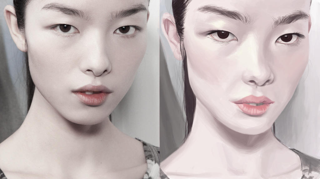 fei fei sun photo study by VocaloidMist