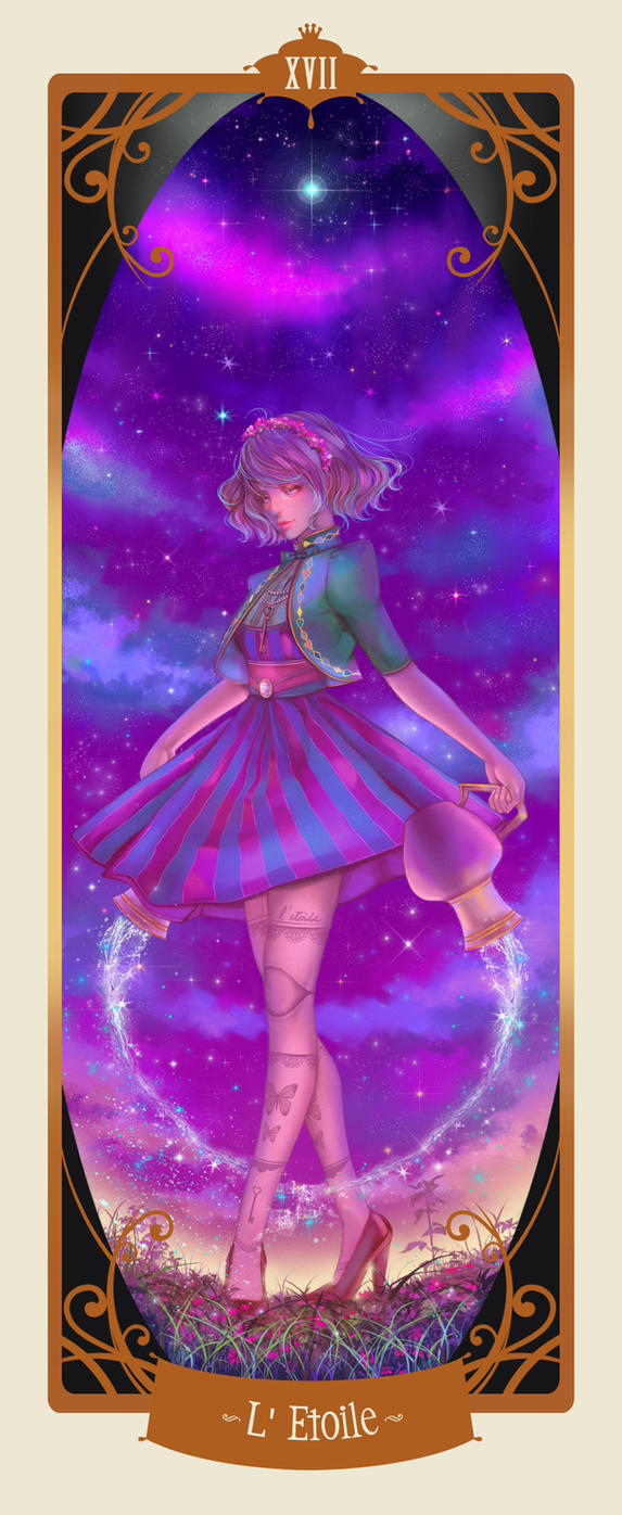 The Star by SorairoKumo