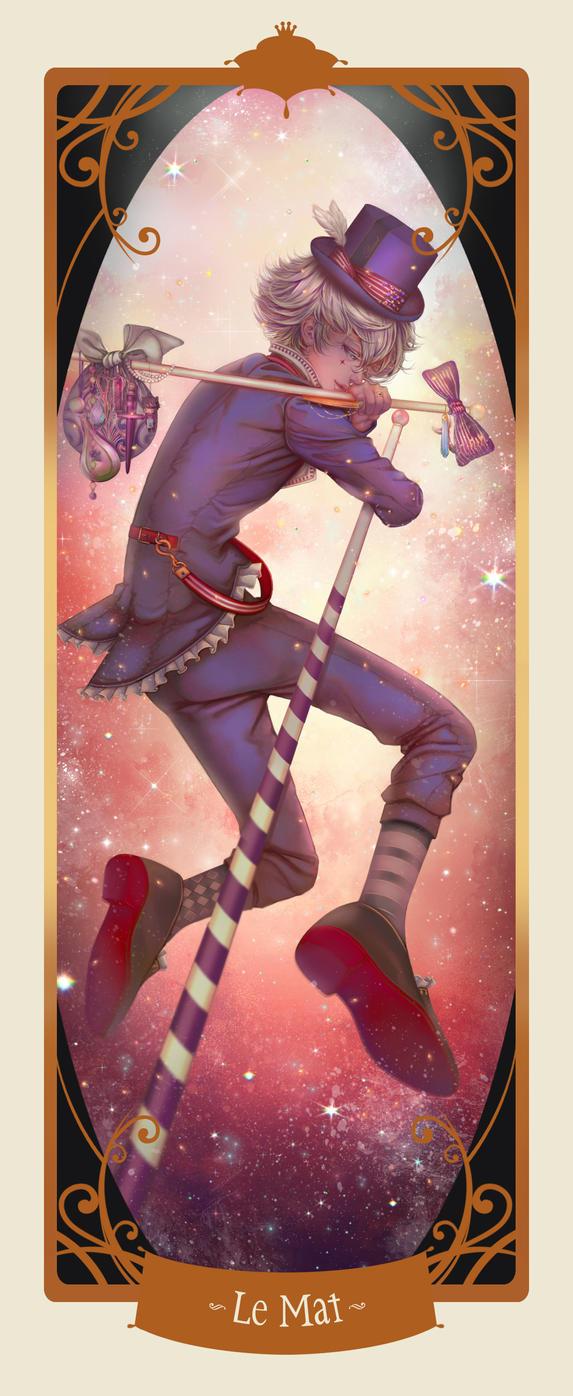 The Fool by SorairoKumo