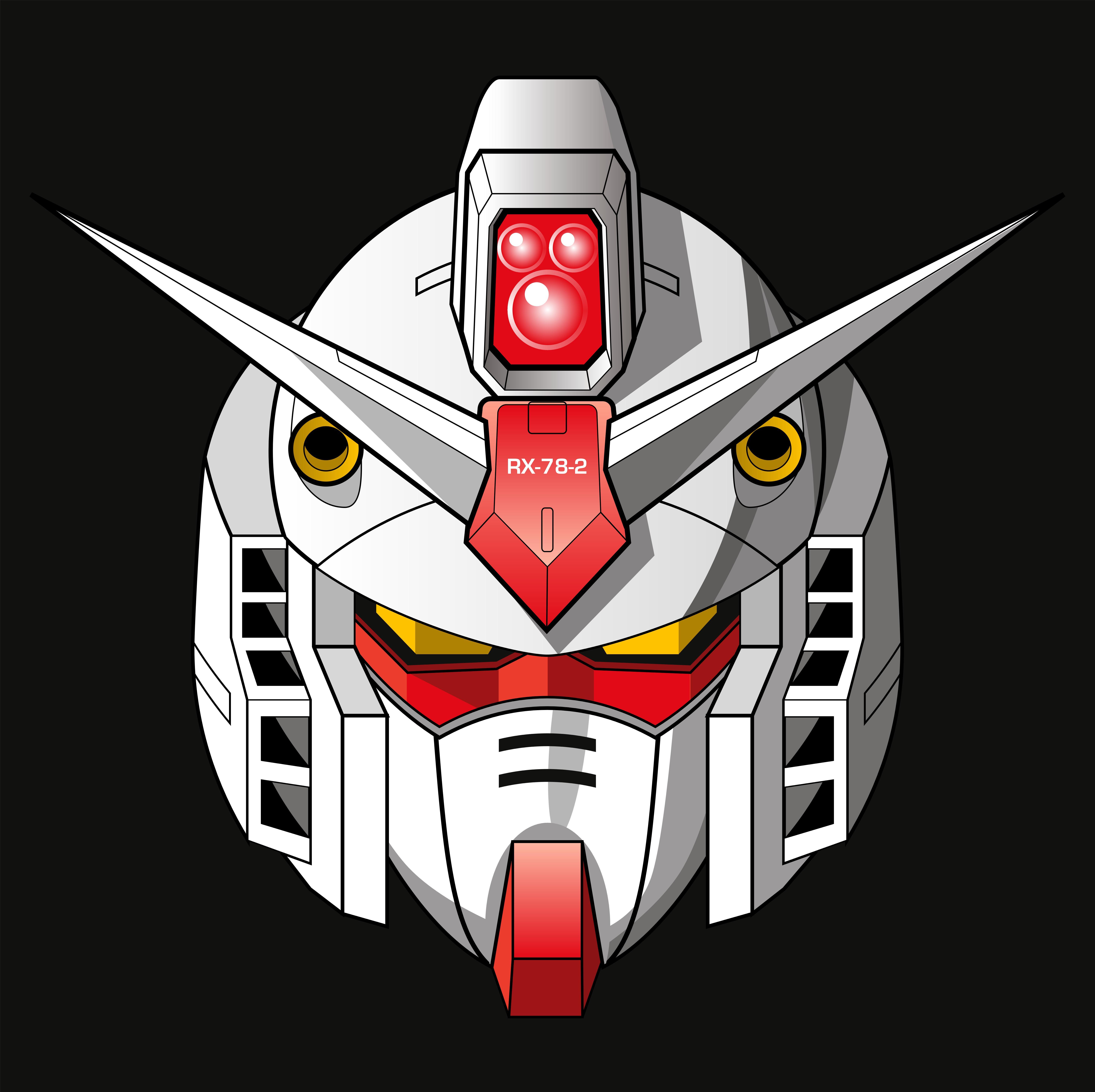 Rx 78 2 Gundam Head By Cr3ative On Deviantart