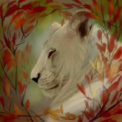 [lioness] by PrudonF