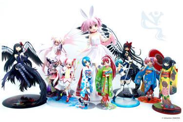 Figures - Mahou Shoujo Madoka Magica