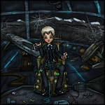 The Canary in the Coal Mine by Atlantihero-Kyoxei