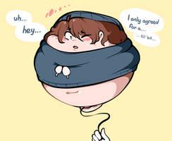 Comfy Boy-loon