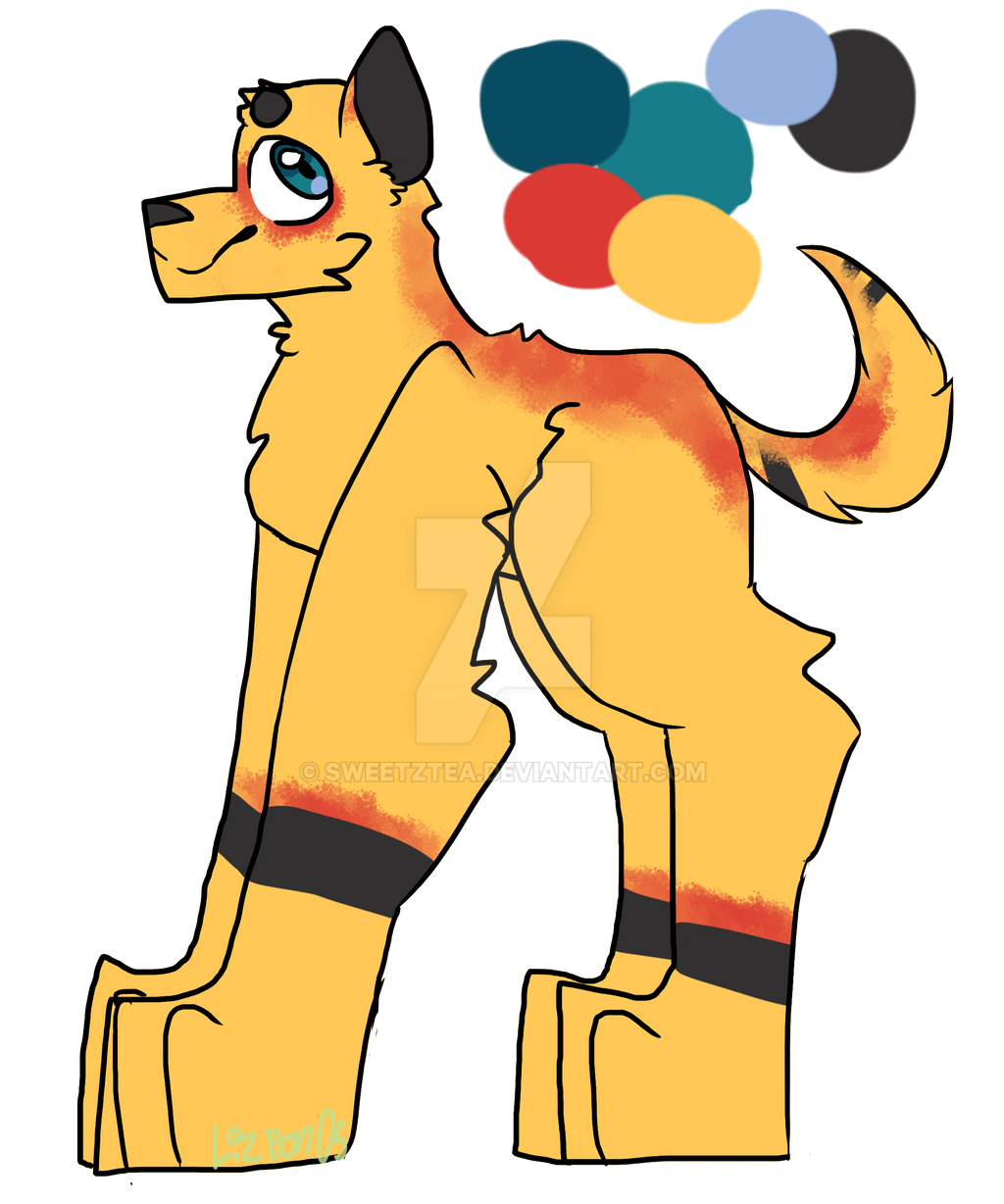1 Point Dog Auction *Closed* by SweetZtea
