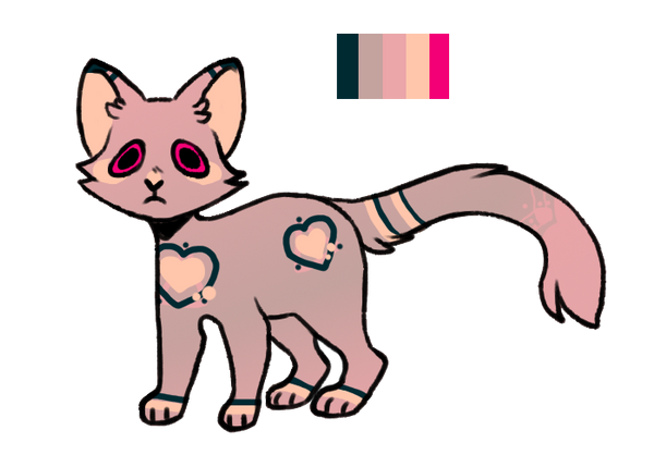 Set Price Cat Adopt *CLOSED* by SweetZtea