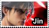 Jin Kazama Stamp by ShayTheHedgehog97