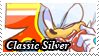 Classic Silver Stamp by ShayTheHedgehog97