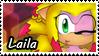 Laila Stamp by ShayTheHedgehog97