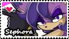:GF:Sephora Stamp by ShayTheHedgehog97