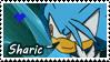 :PCM:Sharic Stamp by ShayTheHedgehog97