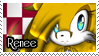 :PCM:Renee Stamp 1/2 by ShayTheHedgehog97