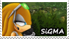 :GF:SiGMA Stamp 2/2 by ShayTheHedgehog97