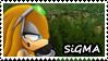 :GF:SiGMA Stamp 2/2 by ShayTheHedgehog97