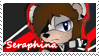 :PCM:Seraphina Stamp 4/5 by ShayTheHedgehog97