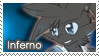 :PCM:Inferno Stamp 3/8 by ShayTheHedgehog97