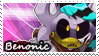 :GF:Benonic Stamp by ShayTheHedgehog97