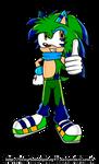 :PCM:Spike The Hedgehog SA by ShayTheHedgehog97