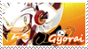 :PCM:Gyorai Stamp 2/2 by ShayTheHedgehog97