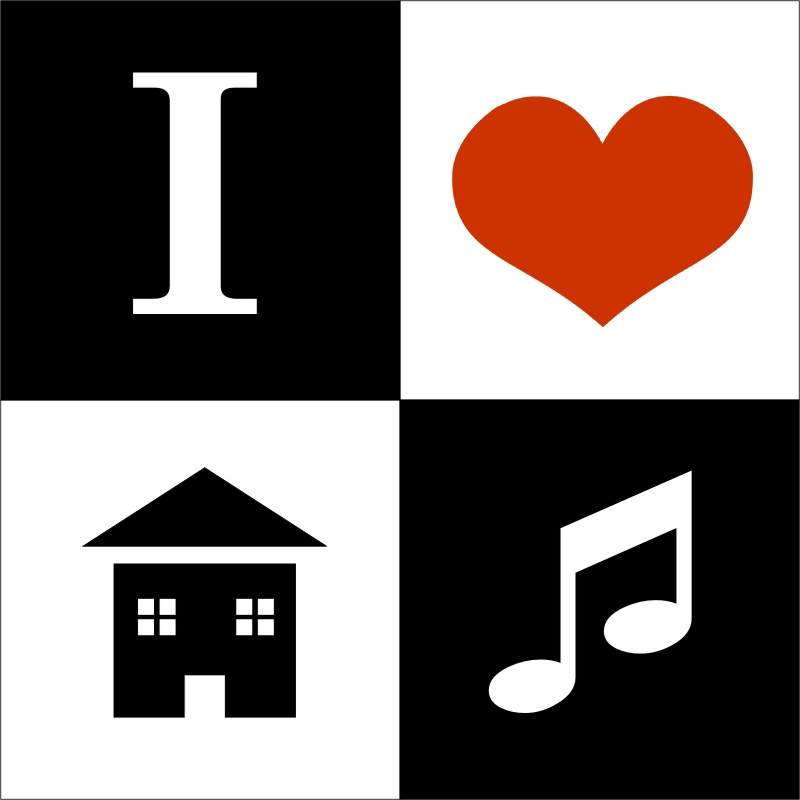 I love house music by sonicrider69 on deviantart for I love house music